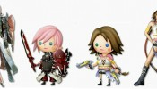Theatrhythm Final Fantasy Yuna Lightning