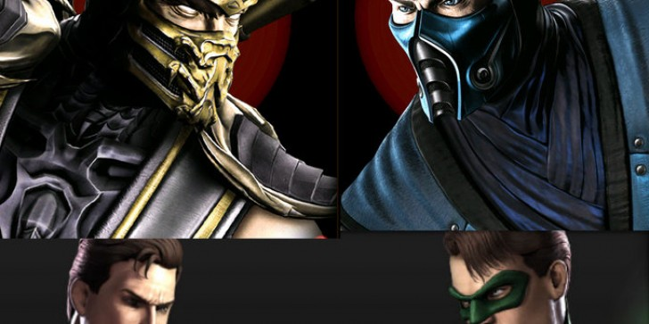 MK Creator Ed Boon Teasing Either a New Injustice: Gods Among Us or Mortal Kombat Announcement For E3