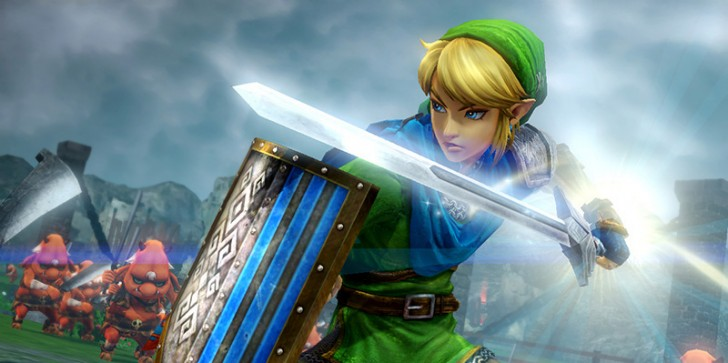 Nintendo's Descriptions of Hyrule Warriors' Playable Characters and New Enemies Surface