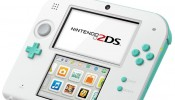 Sea Green 2DS