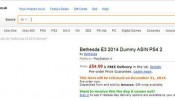 Bethesda Amazon UK