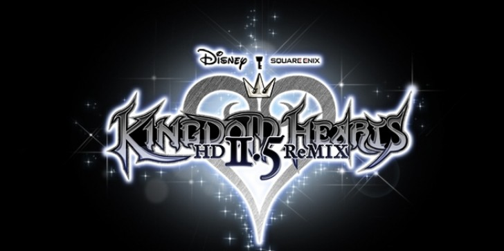 'Kingdom Hearts HD 2.5 ReMIX' Interactive Comparison Trailer Shows Off The Difference Between HD And SD
