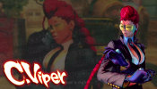 Ultra Street Fighter 4 C. Viper