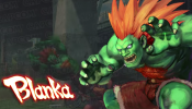 Ultra Street Fighter 4 Blanka