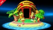 Super Smash Bros Tortimer Island Trophy