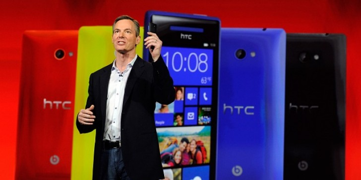 HTC Revenue Drops Since April, Down 27 Percent From May 2013