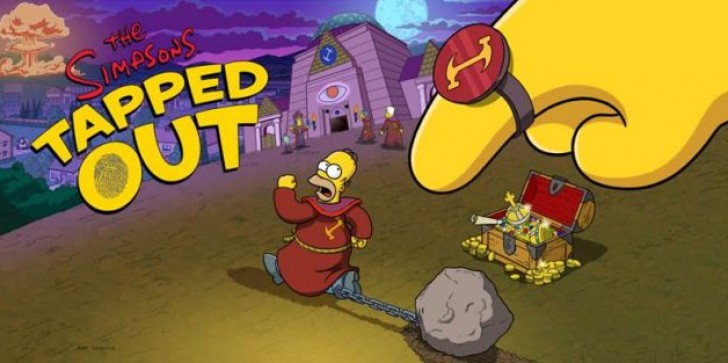 The Simpsons: Tapped Out Stonecutters Update Now Live