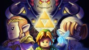 LEGO Legend of Zelda Poster