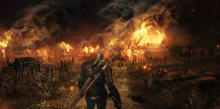 The New Witcher 3 Trailer Is Incredible And You Should Watch It Right Now