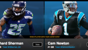 Madden NFL 15 Cover Vote Final Round