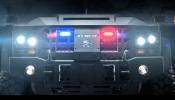 Battlefield: Hardline Hummer