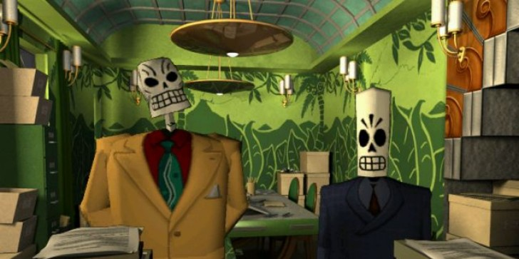 Grim Fandango Remake Coming To PC, Mac, And Linux After All - No Longer PS4 & Vita Exclusive