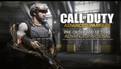 Call of Duty Advanced Warfare Pre-Order Bonus Advanced Arsenal