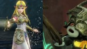 Hyrule Warriors Zelda & Midna