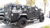 E3 2014 Call of Duty Truck