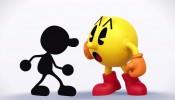 Super Smash Bros Pac-man Game & Watch