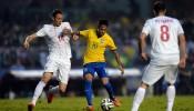 Neymar v Serbia