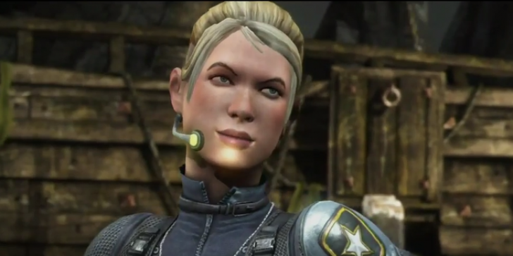 Check Out Mortal Kombat X Newcomer Cassie Cage's Fighting Variations and Excessive Force Fatality