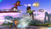 Super Smash Bros Mii Fighters Weapons