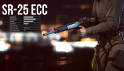 Battlefield: Hardline Hidden Weapon SR-25