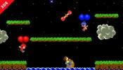 Smash Bros 3DS Balloon Fight