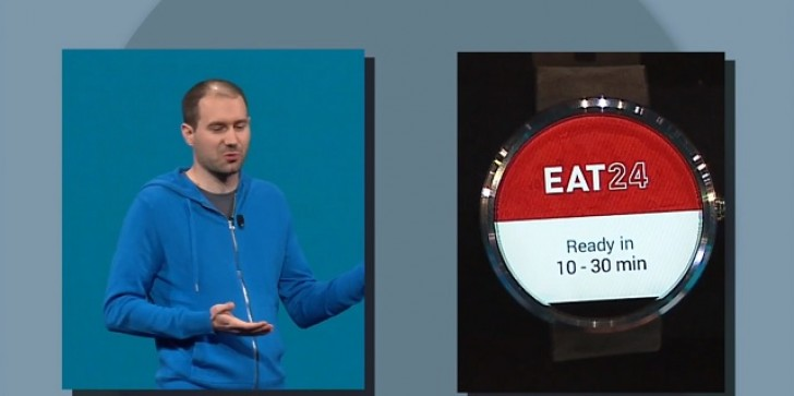 Android Wear Revealed at I/O: Samsung, LG, and Motorola Debut Smartwatches Running the New Software