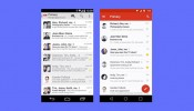 Android L Gmail