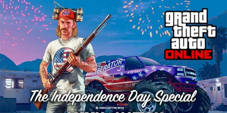 'Grand Theft Auto V' Independence Day Special Celebrates The Fourth Of July In True San Andreas Style