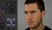 FIFA 15 Hazard Head