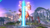 Super Smash Bros Palutena Up Smash