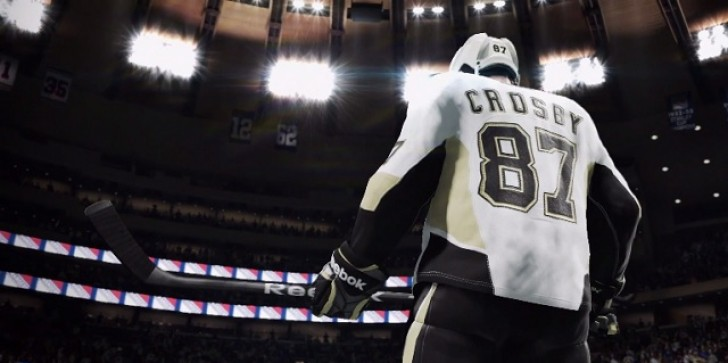 Improved Graphics, Player Faces, And Sweater Physics Shown Off In New NHL 15 Developer Diary