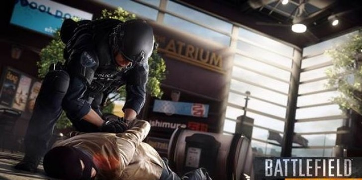 Join Steve Papoutsis At SDCC 2014 At The Newly Announced Battlefield Hardline Panel