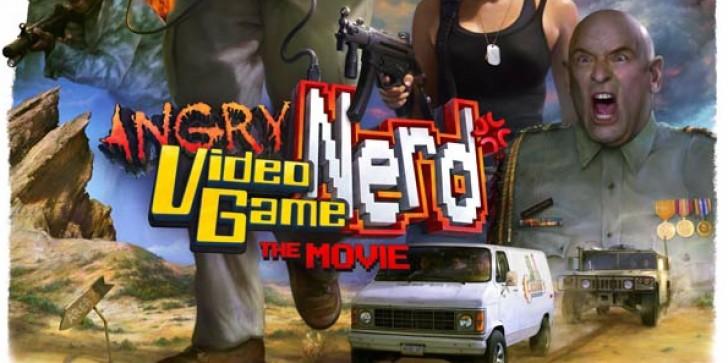 Angry Video Game Nerd The Movie Debuts In LA Next Week, VOD Hits In September