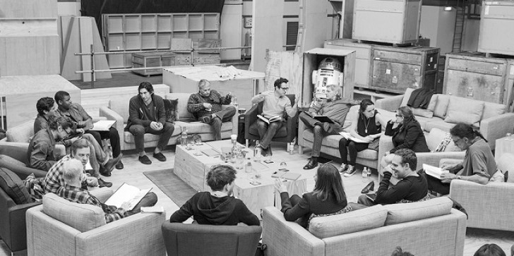 Is A Massive Battle In The Cards For Episode VII?