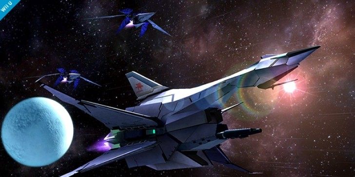 Super Smash Bros Pic of the Day Reveals Star Fox 'Great Fox' Ship, Will Likely Feature As Stage