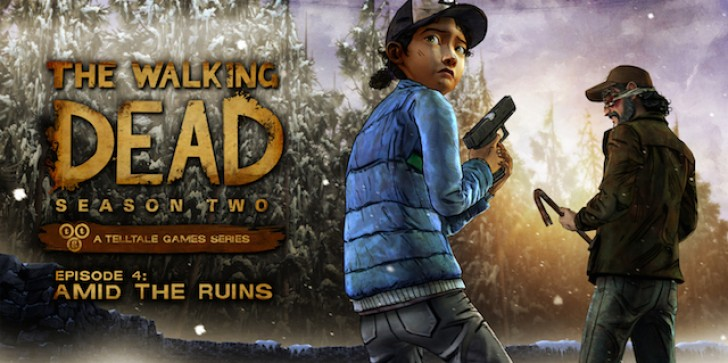The Walking Dead Season Two Episode 4: Amid The Ruins Review