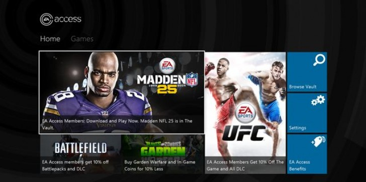 EA Access Now Released On Xbox Live, Early Access Subscription Supersedes Existence Of Madden 15 Demo