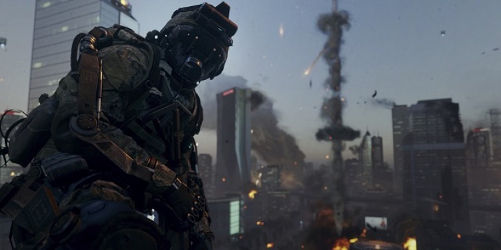 Call Of Duty Advanced Warfare Story Trailer: Kevin Spacey Leads Atlus Corporation To World Power