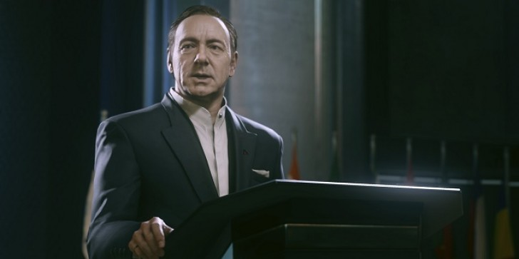 Call Of Duty: Advanced Warfare Goes Full Titanfall With A Gameplay Trailer That Shows Off The Goliath Mech Suits