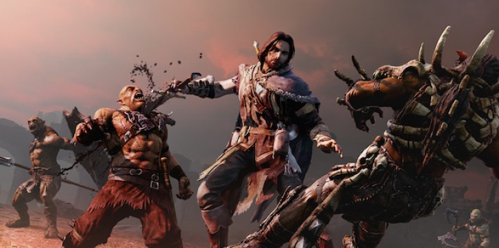 Middle Earth Shadow Of Mordor Gamescom Trailer Shows Off The Darkness Slowly Creeping Into The World