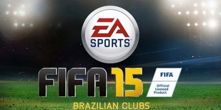 Brazilian First Division Will Not Be In FIFA 15, Other League Announcements Coming at Gamescon