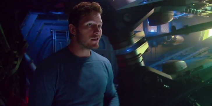 Get A Tour Of Star-Lord's Guardians Of The Galaxy Ship 'The Milano' From Chris Pratt In New Video
