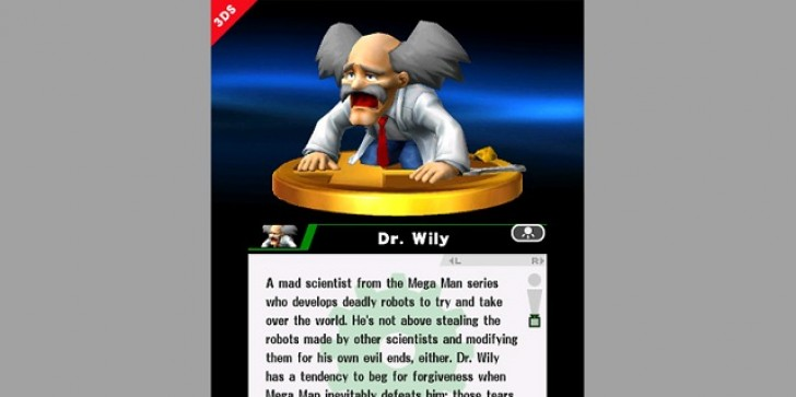 Super Smash Bros Pic of the Day: Trophy Gallery Revealed For Viewing Your Collection, Shop Will Let You Buy Elusive Ones