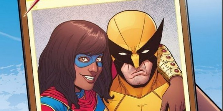 Review: Miss Marvel #7 Ends Kamala's First Team-Up With Wolverine