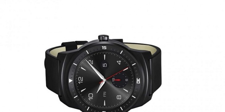 LG Officially Announces the G Watch R