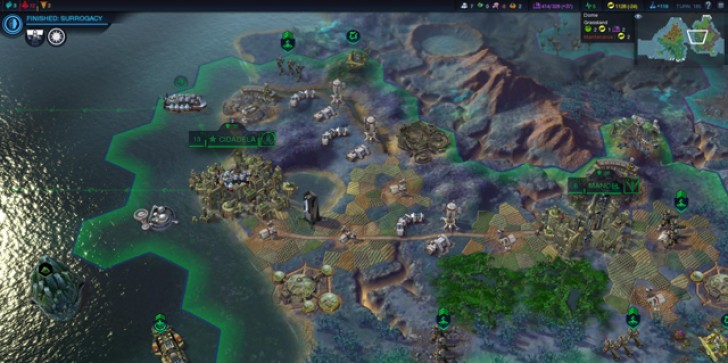 How Will You Equip Your Settlers As They Make The Trip To A New World In Civilization: Beyond Earth?