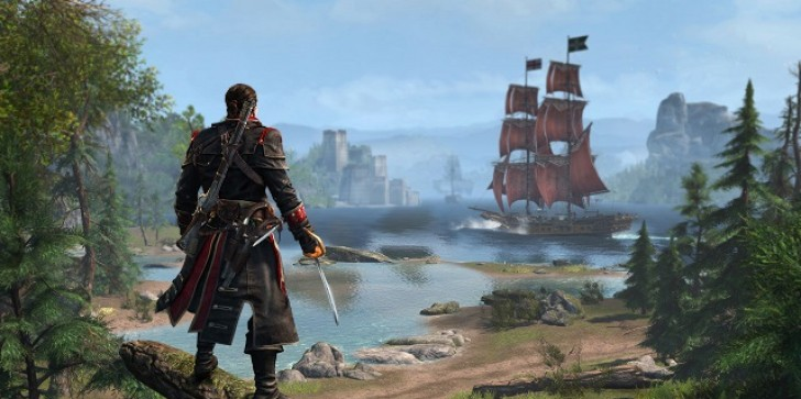 Assassin's Creed Rogue Sails Onto PC This March With