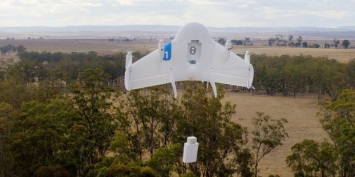 Google X Is Flying Delivery Drones In Australia