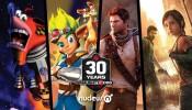 Naughty Dog 30th Anniversary