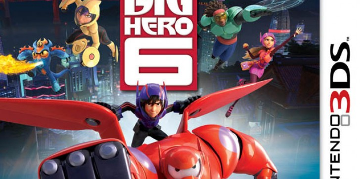 The Avengers Aren't Disney's Only Superheroes That Can Turn A Profit: Big Hero 6 Is Coming To The 3DS and DS